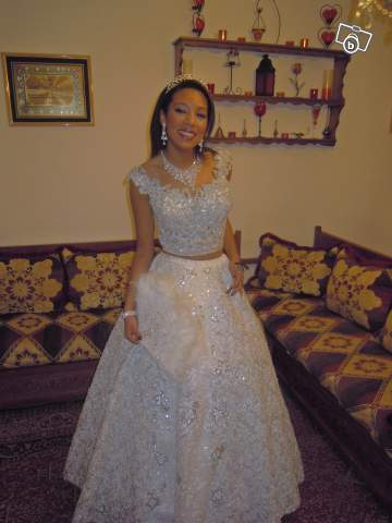 Location robe de mariee tunis