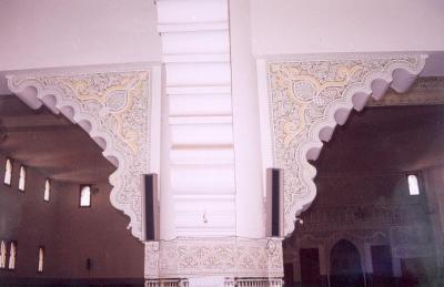 D coration marocain en pl tre paris france - Emission de decoration interieure ...