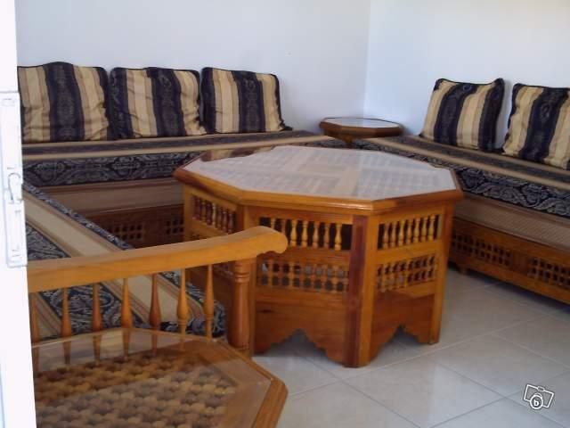 salon marocain orig mekn s gu ret france. Black Bedroom Furniture Sets. Home Design Ideas