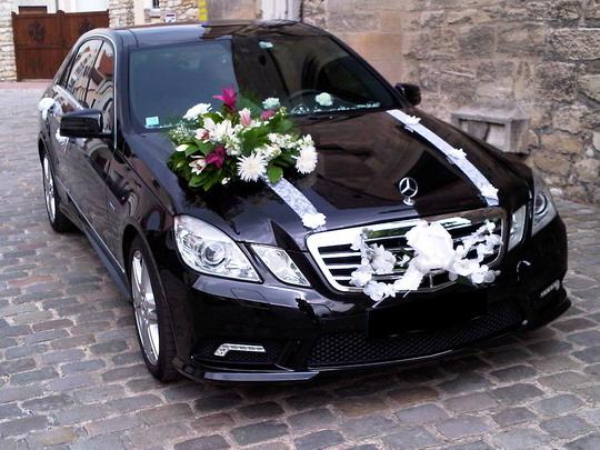 location voiture mariage avec chauffeur sartrouville France