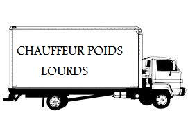 chauffeur poids lourd paris france. Black Bedroom Furniture Sets. Home Design Ideas