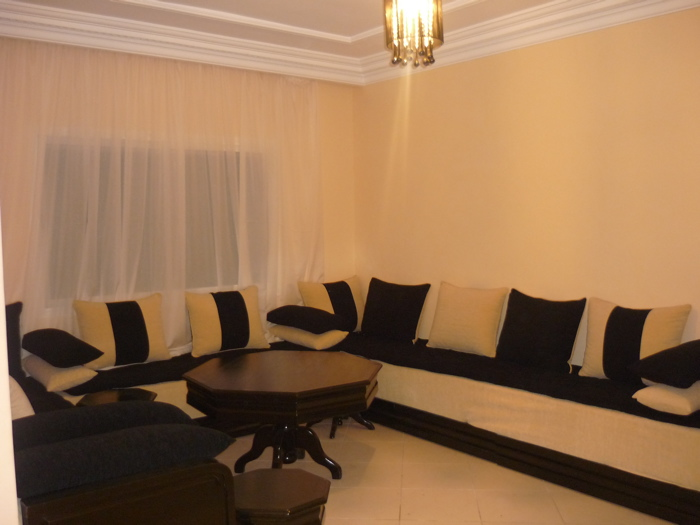 Appartement meubl casablanca belv d re casablanca maroc for Meuble casablanca