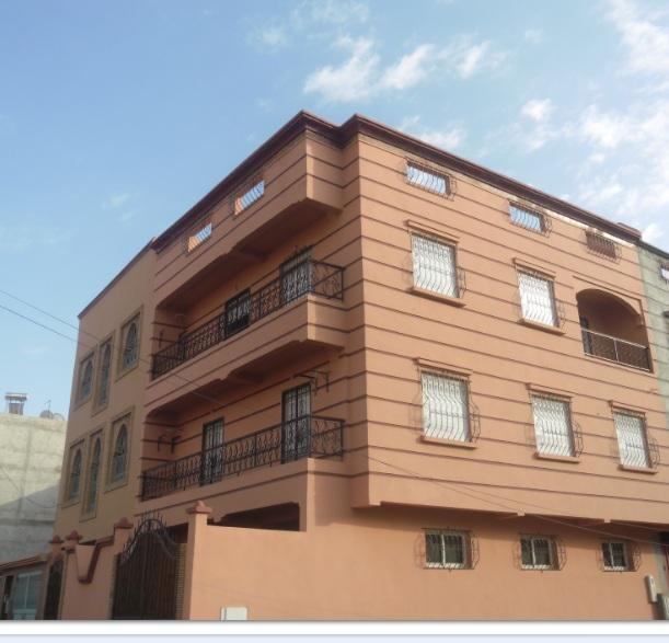 Jolie maison vendre sur marrakech marrakech maroc for Achat maison rabat