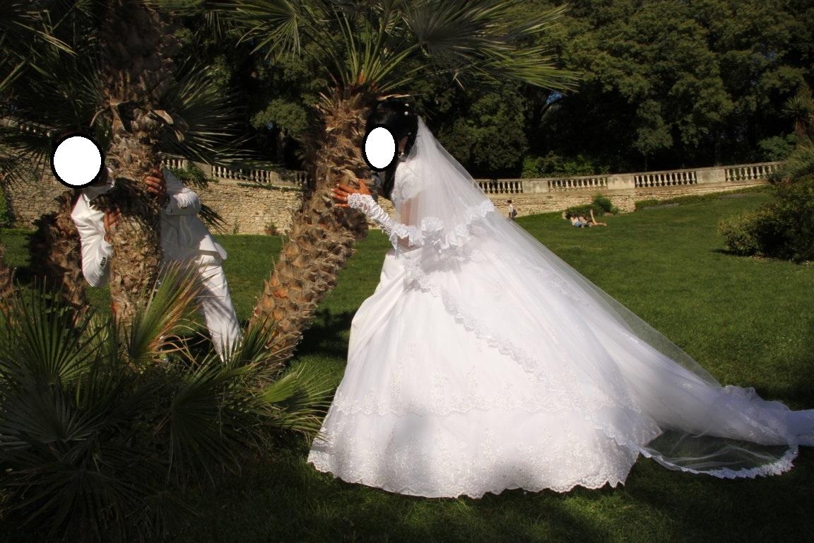 Robe zwina empire du mariage