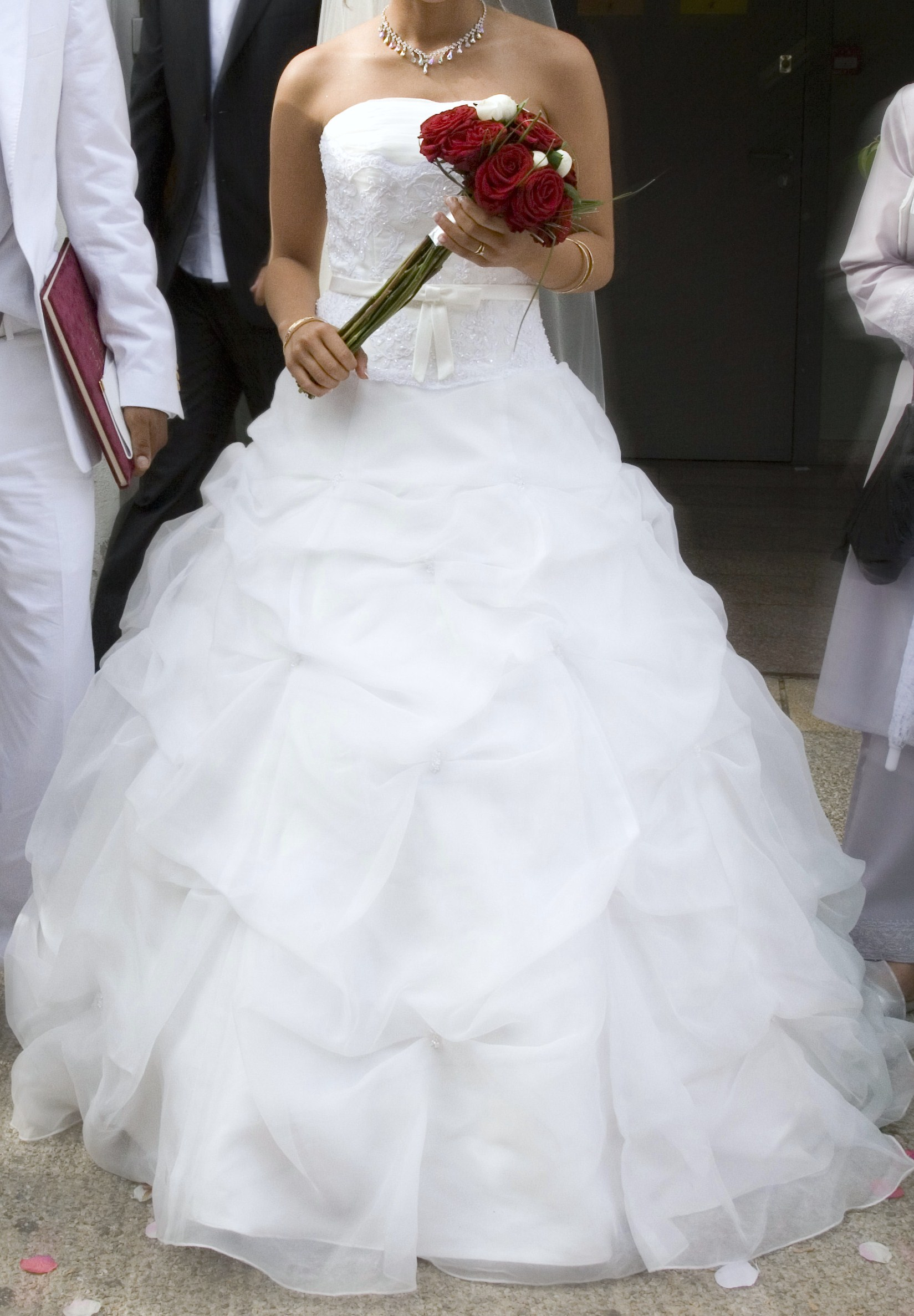 magnifik robe de mariée SAINT GERMAIN couleur écru acheté plus de ...