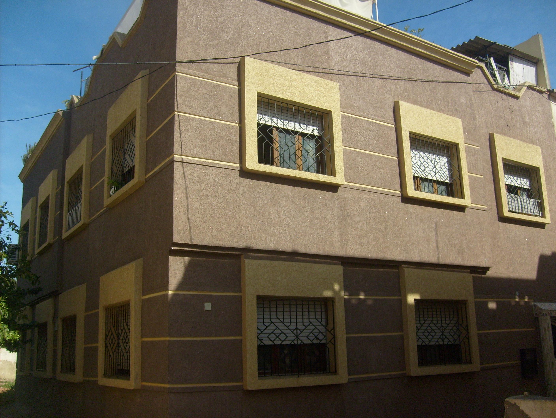 Carrelage Mural Salle De Bain Autocollant ~ maison ouled oujih k nitra maroc
