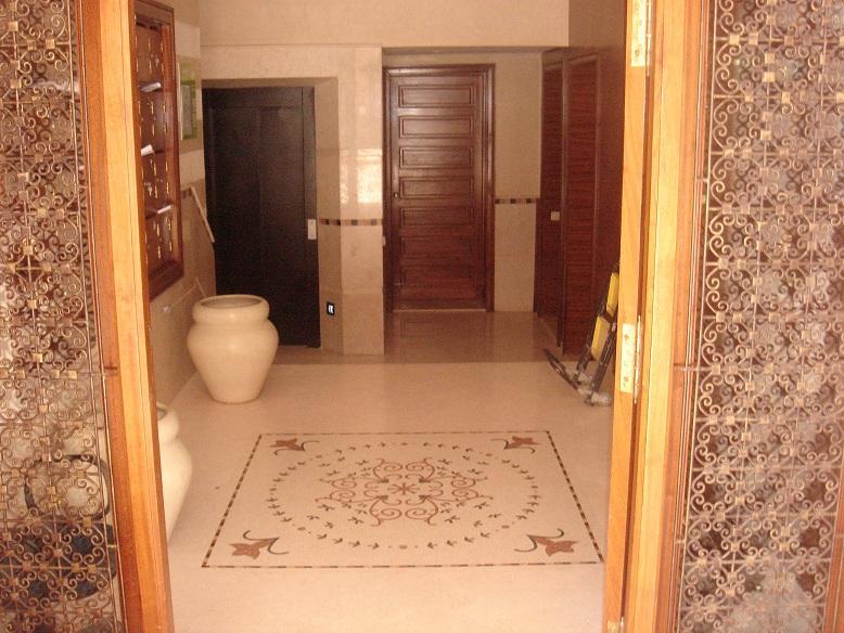Location appartement marrakech avec piscine marrakech maroc for Appartement avec piscine marrakech
