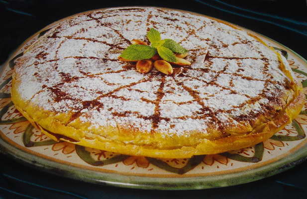 Cuisine Marocaine – Pastilla aux Fruit de mer 2/ 2 « Tfarhida