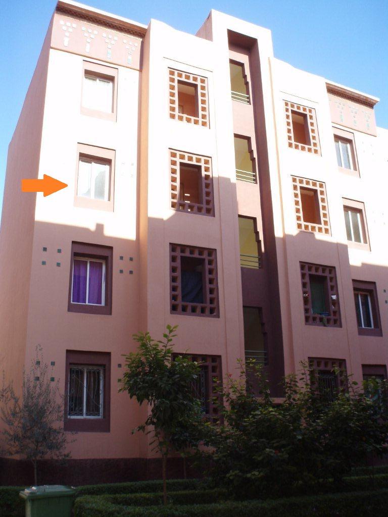 appartement f2 neuf 60m2 marrakech marrakech maroc