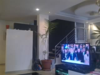 architecte vend son appartement duplex de 130 m2 rabat rabat maroc. Black Bedroom Furniture Sets. Home Design Ideas