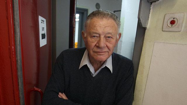 Ancien chef du renseignement militaire, Shlomo Gazit / Ph. Amit Magal