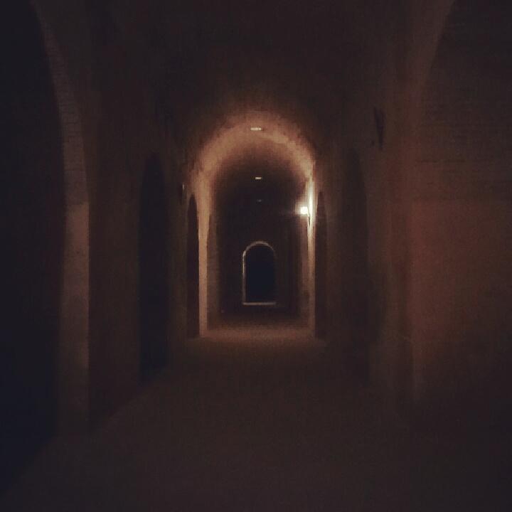 L'intérieur de la prison. / Ph. Zaïnab Aboulfaraj
