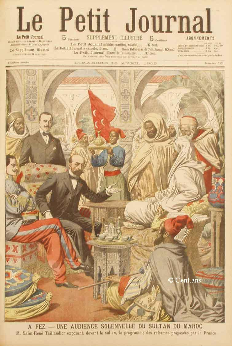 Histoire en 1905 la france l origine de la cr ation du premier conseil - Le perche le journal ...