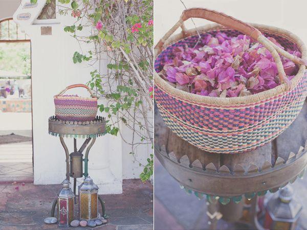 ... Wedding : Une fabuleuse cérémonie de mariage ornée à la marocaine