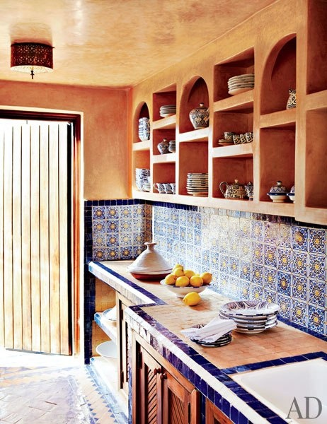 Design Crush La Moroccan Touch Dans Votre D Coration D: moroccan inspired kitchen design