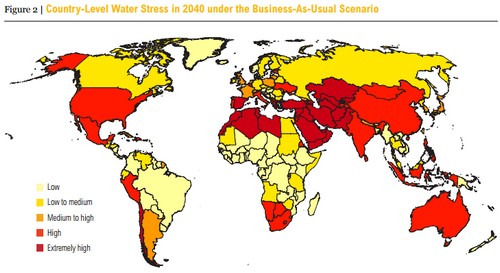 le maroc risque un manque d 39 eau extr me d 39 ici 2040. Black Bedroom Furniture Sets. Home Design Ideas